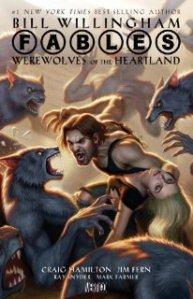 Fables Werewolves in the heartland