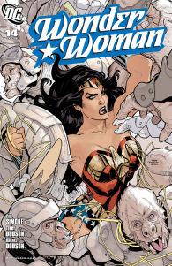 Wonder Woman vol 3 14 cover